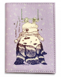 Подарок Обложка для паспорта 'Я девочка! Поэтому делаю, что хочу!'