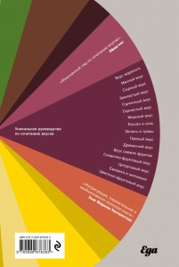 фото страниц Тезаурус вкусов. Словарь сочетания вкусов, рецепты и идеи для креативного приготовления еды #9