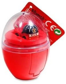 Мини-машинка в яйце Silverlit 'Robocar Poli'  Рой