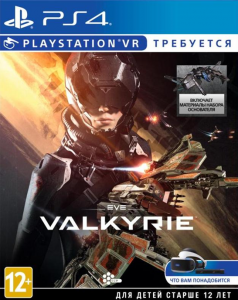 игра Eve Valkyrie PS4 - Русская версия
