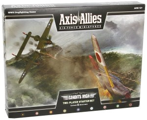Axis & Allies Miniatures: Bandits High Starter