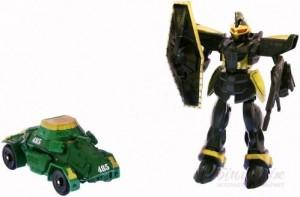 фото Игровой набор X-BOT 'Робот-трансформер, Танк-воин' (82010R) #3