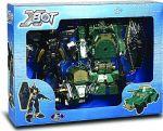 фото Игровой набор X-BOT 'Робот-трансформер, Танк-воин' (82010R) #2