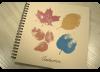 Альбом для гербария 'Autumn', 40л