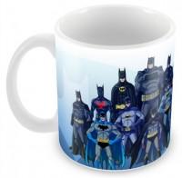 Подарок Оригинальная чашка 'Batman и команда'