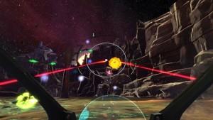 скриншот Super Stardust Ultra PS4 - Русская версия #4