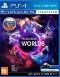 игра VR Worlds PS4