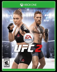 игра EA Sports UFC 2 (Xbox One)