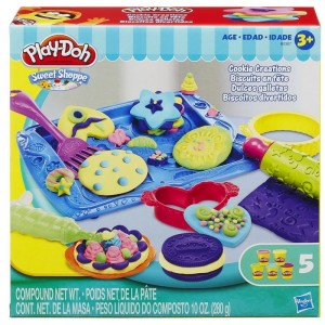Игровой набор Play-Doh 'Магазинчик печенья'