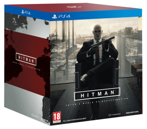 игра Hitman. Collector's Edition PS4 - Русская версия