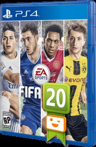 скриншот FIFA 20 PS4 - русская версия #19