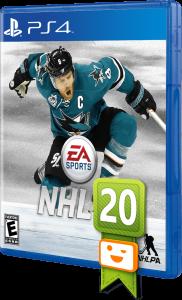 игра NHL 20 PS4
