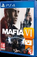 игра Mafia 6 PS4