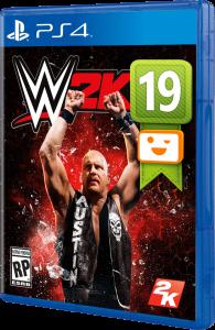 скриншот WWE 2K19 PS4 #9
