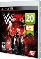 игра WWE 2K20 PS3