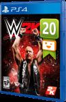 игра WWE 2K20 PS4