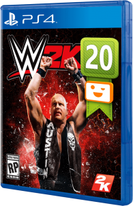 скриншот WWE 2K20 PS4 #5