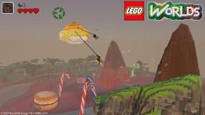 скриншот LEGO Worlds PS4 - Русская версия #5