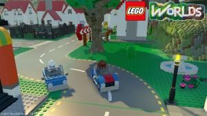 скриншот LEGO Worlds PS4 - Русская версия #4