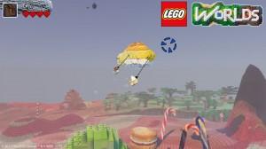 скриншот LEGO Worlds PS4 - Русская версия #3