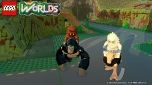 скриншот LEGO Worlds PS4 - Русская версия #6
