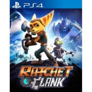 игра Ratchet and Clank PS4
