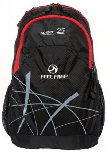 фото Рюкзак Feel Free Spider 25 black #4