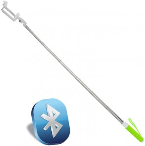 Подарок Селфи-монопод UFT SS22 Light Green (Bluetooth)