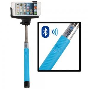 Подарок Селфи-монопод UFT SS24 Light Blue (Bluetooth)