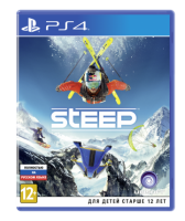 игра STEEP PS4 - Русская версия