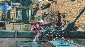 скриншот Gravity Rush 2  PS4 - Русская версия #4