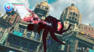 скриншот Gravity Rush 2  PS4 - Русская версия #2