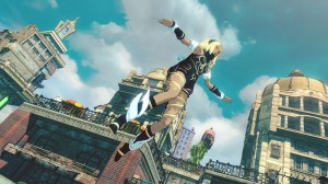 скриншот Gravity Rush 2  PS4 - Русская версия #3