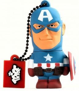 Подарок USB-флешка Maikii 'Marvel Captain America' 16GB (FD016501)