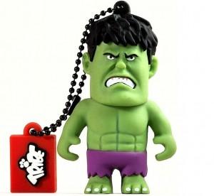 Подарок USB-флешка Maikii 'Marvel Hulk' 16GB (FD016502)