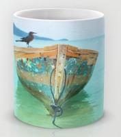 Подарок Оригинальная чашка 'Boati-ful'