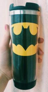 Подарок Оригинальная термокружка 'Batman'