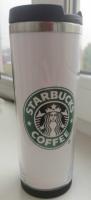 Подарок Термокружка с рисунком  'Starbucks'