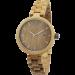 Подарок Деревянные часы Galtree 'Grace' White (Клен)