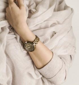 фото Деревянные часы Galtree 'Grace' White (Клен) #9