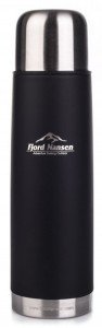 Термос Fjord Nansen HONER 1,0 L black (7704)
