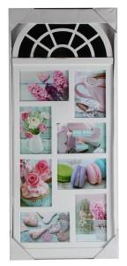 Подарок Фоторамка EVG 'White Collage 8' (BIN-1123223)