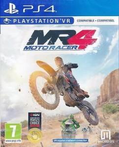 игра Moto Racer 4 PS4 - Русская версия