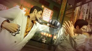 скриншот Yakuza 0 PS4 #2