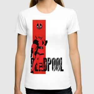 фото Дизайнерская футболка 'Deadpool' #2