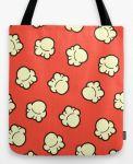 Подарок Дизайнерская сумка 'Popcorn Pattern'