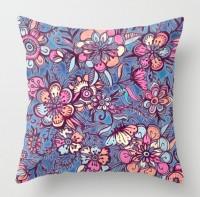 Подарок Интерьерная подушка 'Sweet Spring Floral'