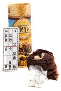 Настольная игра Danko Toys 'Казацкое лото' (ФР-00006080)