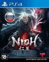 игра Nioh PS4 - Русская версия