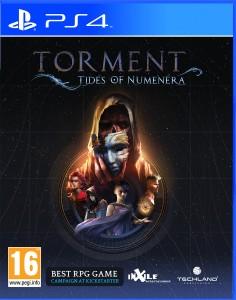 Torment: Tides of Numenera PS4 - Русская версия